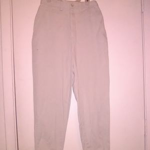 BANANA REPUBLIC PREMIUM CHINOS KHAKI PANTS SZ6R